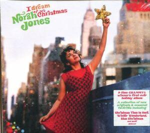 Norah Jones I Dream Of Christmas CD NEW