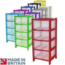 Plastic Home Storage Units with Wheels
