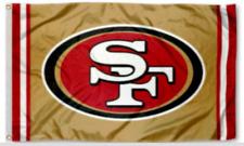 FLAG 3X5 San Francisco 49ers American Football 49er Banner Fast USA Shipping