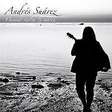 """CD ANDRES SUAREZ """"CUANDO VUELVA LA MAREA"""". Nuevo y precintado"""