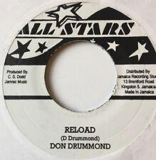 "Don Drummond - Reload - All Stars - Studio one - Coxsone - Reggae - Dub - 7"""