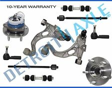 New 10pc Complete Front Suspension Kit for Buick Cadillac Oldsmobile Pontiac