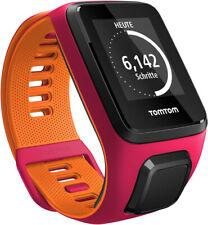 TomTom RUNNER 3 Orange - Small GPS Sportuhr Laufuhr Aktivitätstracker