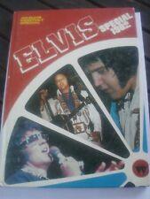 Elvis Presley Elvis Special 1982 - Vintage Elvis Monthly Hardback Annual.
