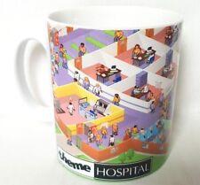 Theme Hospital - PlayStation - PC - Game - Themed - Coffee Tea MUG CUP - Gaming