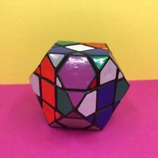 Vintage Rubiks Cube 14 Sided Megaminx Magic Ball Puzzle Brain Teaser Toy