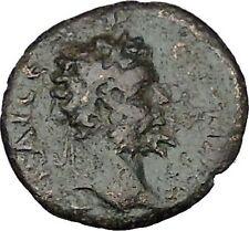 SEPTIMIUS SEVERUS  Nicopolis ad Istrum Rare Ancient Roman Coin Hermes i48483