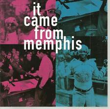 cd D2 VARIOUS IT CAME FROM MEMPHIS ( Dewey Phillips Robert Gordon Big ass Truck