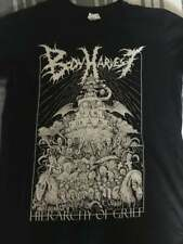 Body Harvest shirt extreme brutal death metal Cancer Carcass Fear Bolt Bristol