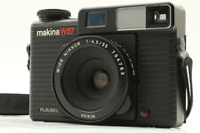 【EXC+5】 PLAUBEL Makina W67 6x7 Camera Nikkor 55mm f/4.5 Lens From JAPAN #397