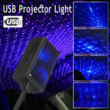 Usb Car Interior Led Light Room Roof Atmosphere Starry Sky Lamp Star Projector