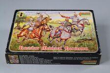 ZC217 Strelets R 0017 Figurine 1/72 Medieval Rus Russian Medieval Horsemen 24 P
