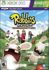 Rabbids - Invasion The Interactive TV Show (Microsoft Xbox 360)™