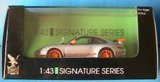 ePORSCHE 997 GT3 RS 2007 ARGENT ORANGE SIGNATURE ROAD 1/43 SILVER SILBER YATMING