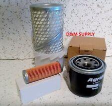Filter Maintenance Kit To Fit Kubota B6200hst B7100 B7200 B8200 B8200hst F2000