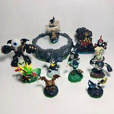 Skylanders Lot Portal of Power Wireless + 11 Characters