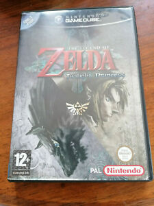 The Legend of Zelda: Twilight Princess - Nintendo GameCube PAL