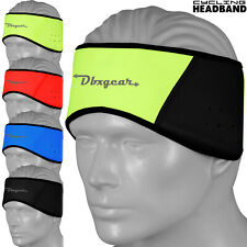Cycling Headband Ear Warmer Thermal Windproof Running Head band Adjustable Adult