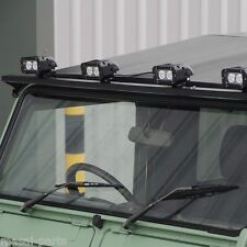 Aluminium Roof Light Bar For Defenders 90 and 110 - to fit spotlights to