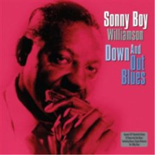"Sonny Boy Williamson-Down and Out Blues  Vinyl / 12"" Album NEW"