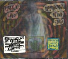 """JOVANOTTI """" AUTOBIOGRAFIA """"  BOX 2 CD  1 STAMPA + INEDITO + BOOKLET"""