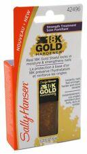 Sally Hansen 18K Gold Hardener #42496 Strength Treatment 0.33 Fl Oz (2 Pack)
