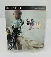 Final Fantasy XIII-2 (Sony PlayStation 3, 2012) Complete