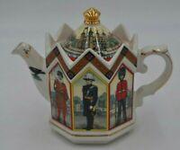 "James Sadler England ""Best of British"" Tower of London Teapot"