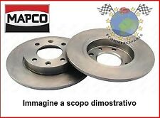 15858/2 Dischi Freno Post OPEL ASTRA G 2 volumi /Coda spiovente Diesel 1998>20P