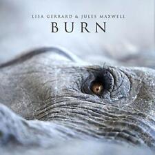 Lisa Gerrard & Jules Maxwell-Burn CD NEW
