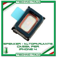 ALTOPARLANTE AURICOLARE CASSA  RICAMBIO SUPERIORE SPEAKER per IPHONE 4 4S AUDIO