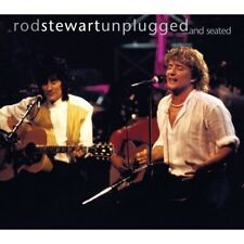 Unplugged & Seated - Rod Stewart (2009, CD NIEUW)2 DISC SET
