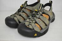 KEEN Green Leather NEWPORT Waterproof Sport Sandals 37.5 Women 7 M