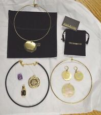 JOAN RIVERS CLASSIC COLLECTIONS 3 NECKLACE  WITH PENDANT/CHARM ATTACHMENTS