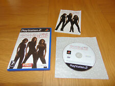 Charlie's Angels The Official Video Game (Sony Playstation 2 PS2) PAL