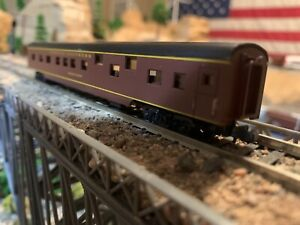 N Scale Con-Cor 85' Foot NORFOLK SOUTHERN Pullman VERY NICE DETAILED INTERIOR