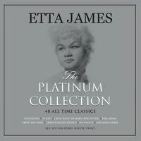 Etta James - The Platinum Collection (3LP 180g White Vinyl) NEW/SEALED