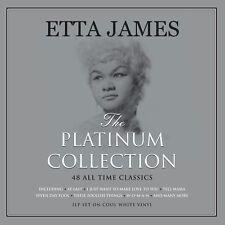 Etta James-The Platinum Collection (3LP 180 g WHITE VINYL) Neuf/Scellé