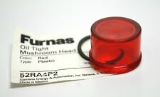 52RA4P2 Siemens Furnas Electric Co Pilot Light Red Lens for 52PA4DN Oil Tight