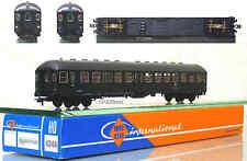 Roco H0, 4244, Mitteleinstieg-Steuerwagen, DB, Ep4, grün, Länge 26,4cm (1:100)