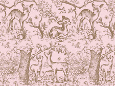 "Pink Lullaby Meadow Gift Wrap Tissue Paper, 10 Large Sheets- 20"" x 30"" FREE SHIP"
