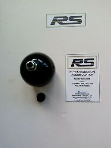 NEW Ferrari 58552368 F1 Transmission Pressure Accumulator Bottle for 360 + F430