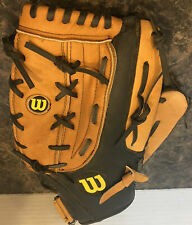 """Used WILSON A360 ADULT 14"""" SOFTBALL GLOVE for the left hand"""