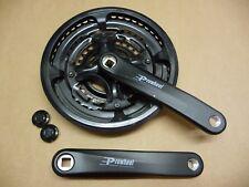 Prowheel Mountain Bike Cycle triple Alliage Manivelle Chaîne Roue Set 28/38/48T Anneaux