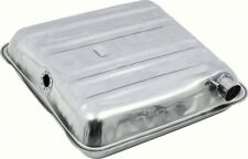 1957 Chevrolet Pass Cars Fuel Tank 16 Gal W/ Round Corners Stainless Steel
