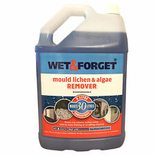 More details for wet & forget mould lichen & algae remover 5l moss patio drive brick cleaner