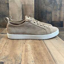 Women's Koolaburra by UGG Amphora Suede Kellen Low Lace Up Sneaker Size 9.5