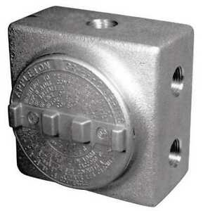 Appleton Electric Grssa50 Conduit Outlet Body,13 Hub,1/2 In.