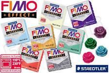 STOCK 20 PANETTI DI FIMO 56 GRAMMI CLASSIC SOFT EFFECT A SCELTA + COLORI