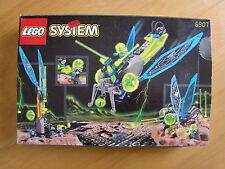 LEGO SYSTEM 6907- VINTAGE- COMPLET COMME NEUF AVEC BOITE ET PLAN